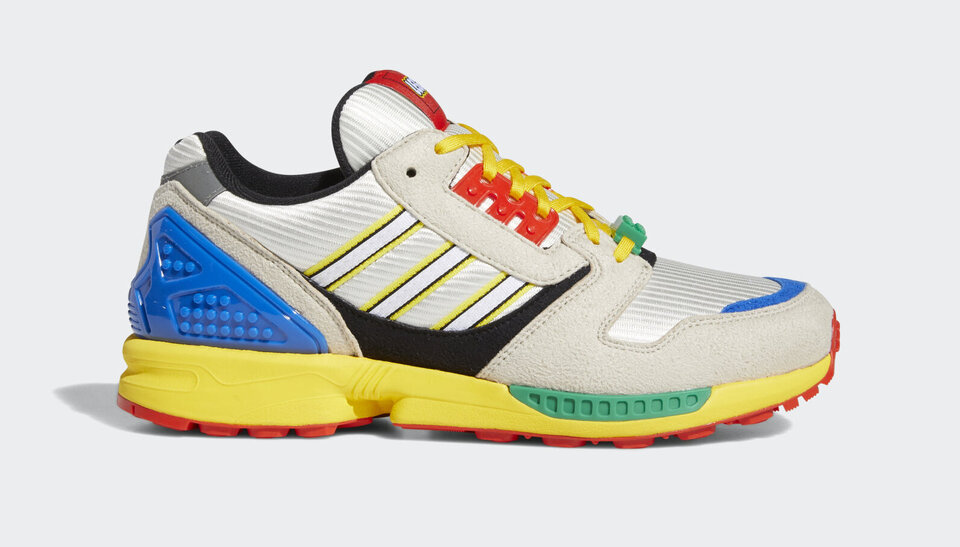Współpraca LEGO i Adidas