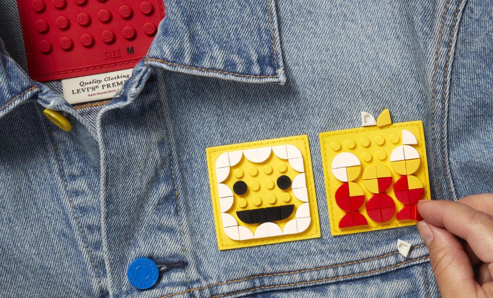 Współpraca LEGO i Levi's