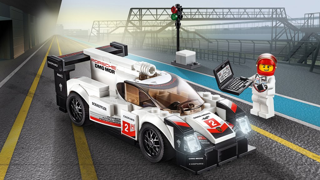 LEGO 75887 - LEGO Speed Champions 75887 Porsche 919 Hybrid
