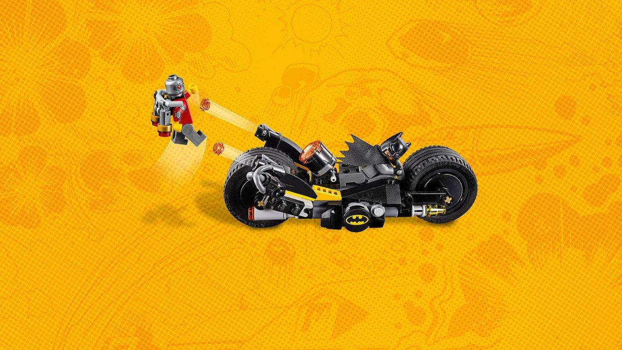 Картинки лего бэтмен его мотоцикл из лего
