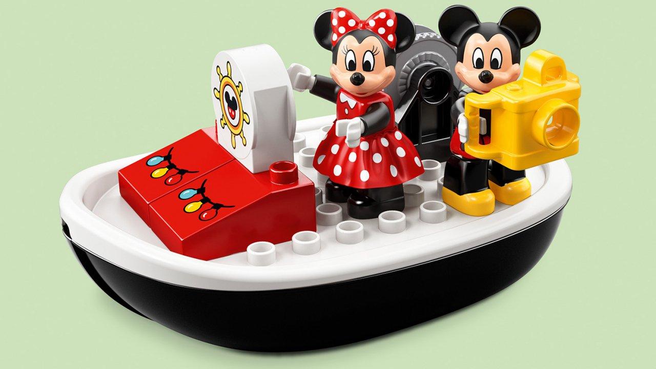 Lego Duplo® Łódka Mikiego 10881