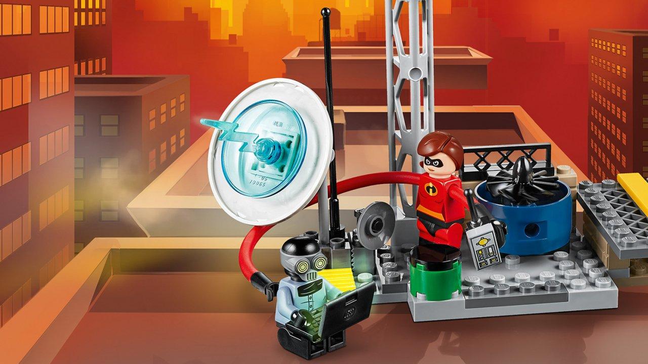 Lego Juniors Pościg Elastyny 10759