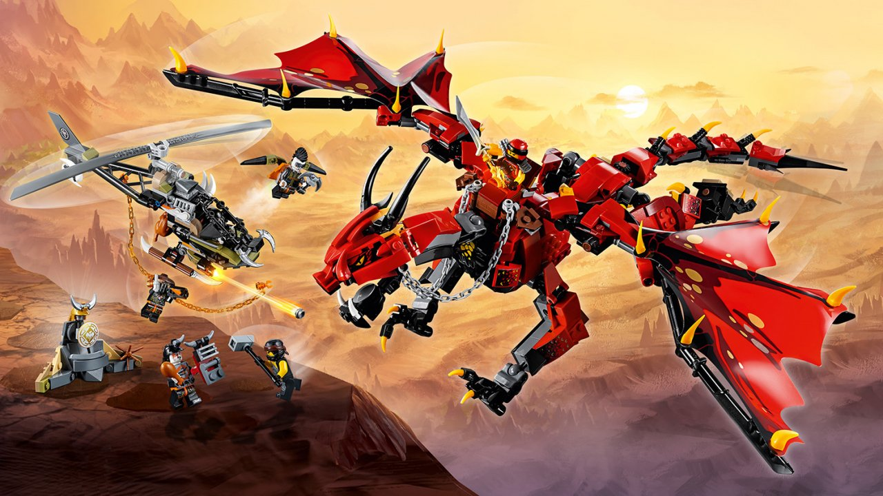 Lego 70653 Firstbourne