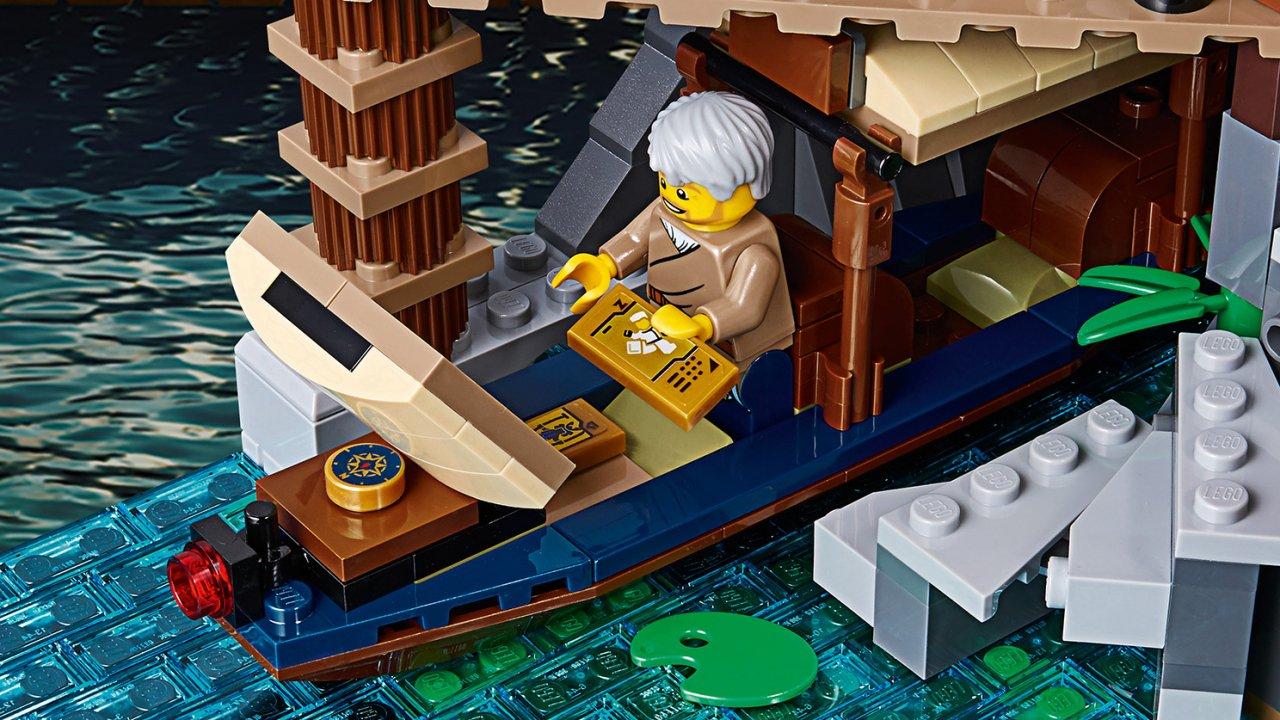 Lego Ninjago® Movie™ 70657 Doki w Mieście NINJAGO®