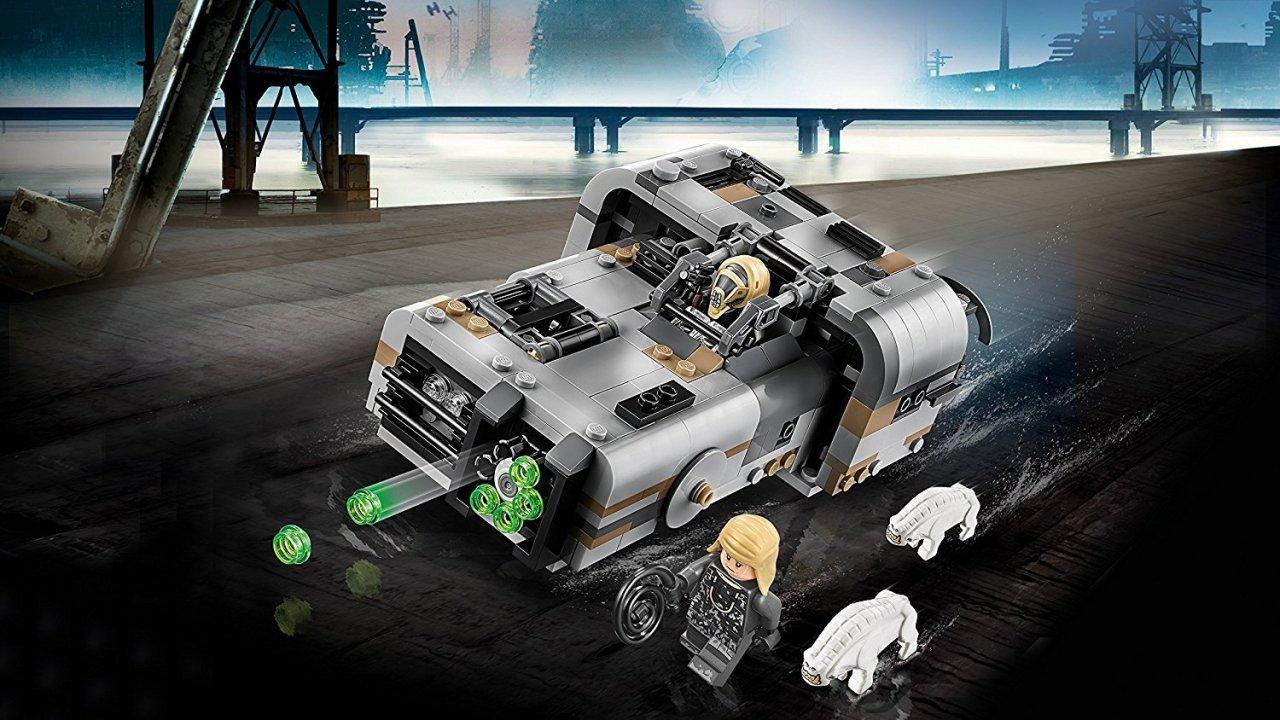 Lego 75210 Śmigacz Molocha™
