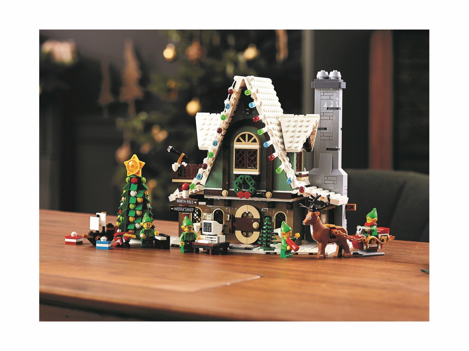 LEGO Domek elfów 10275