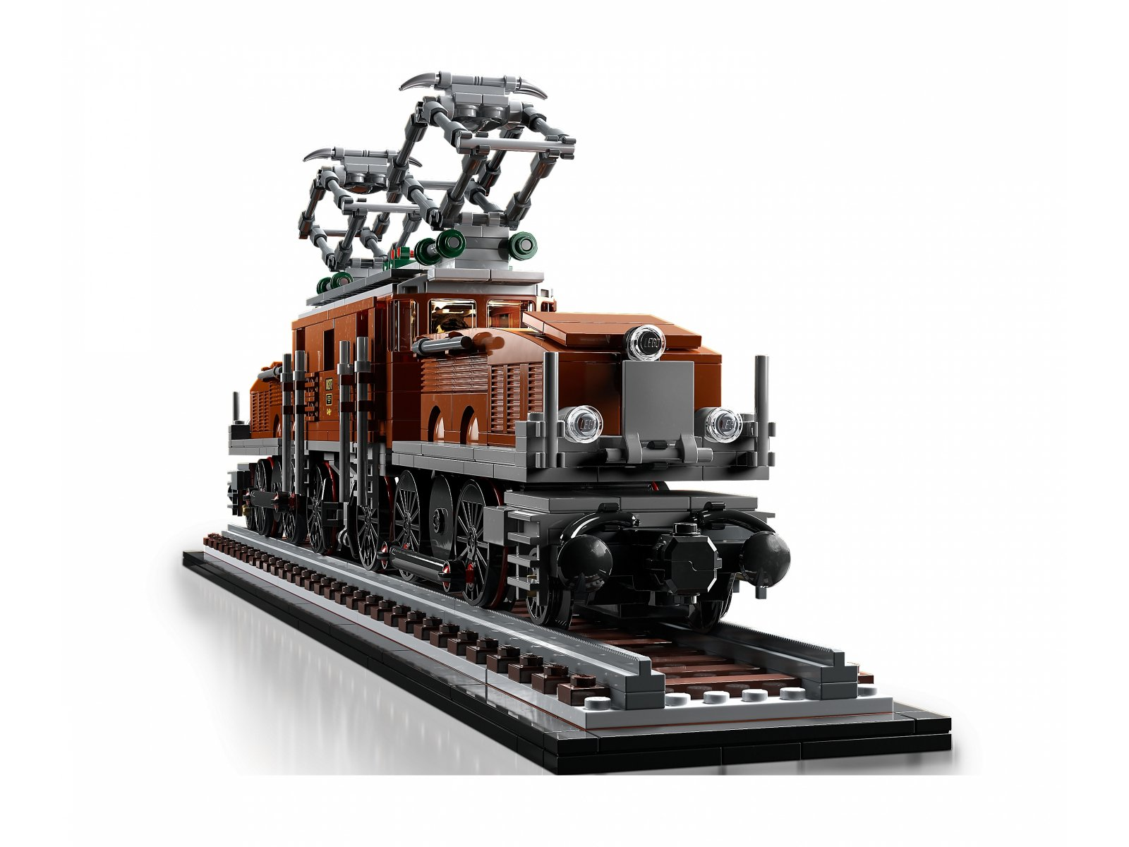 LEGO 10277 Lokomotywa Crocodile