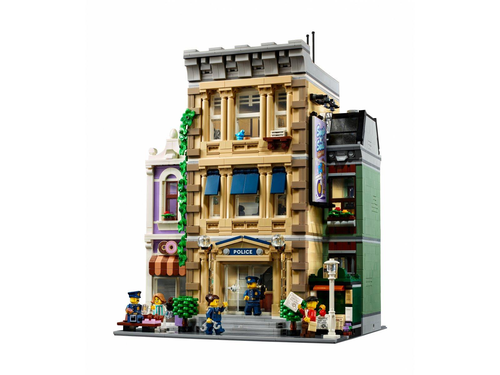 LEGO Posterunek policji 10278