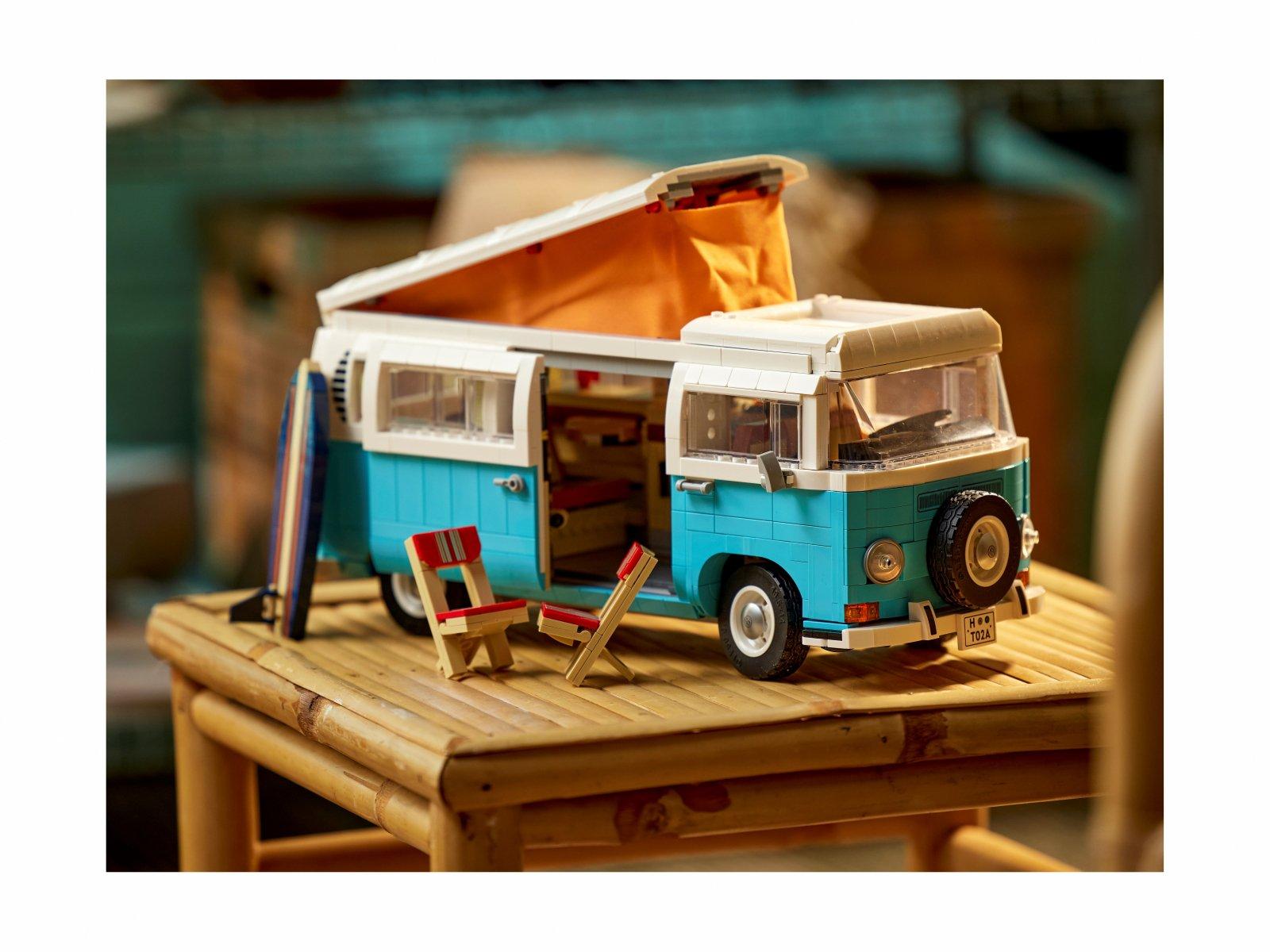 LEGO 10279 Mikrobus kempingowy Volkswagen T2