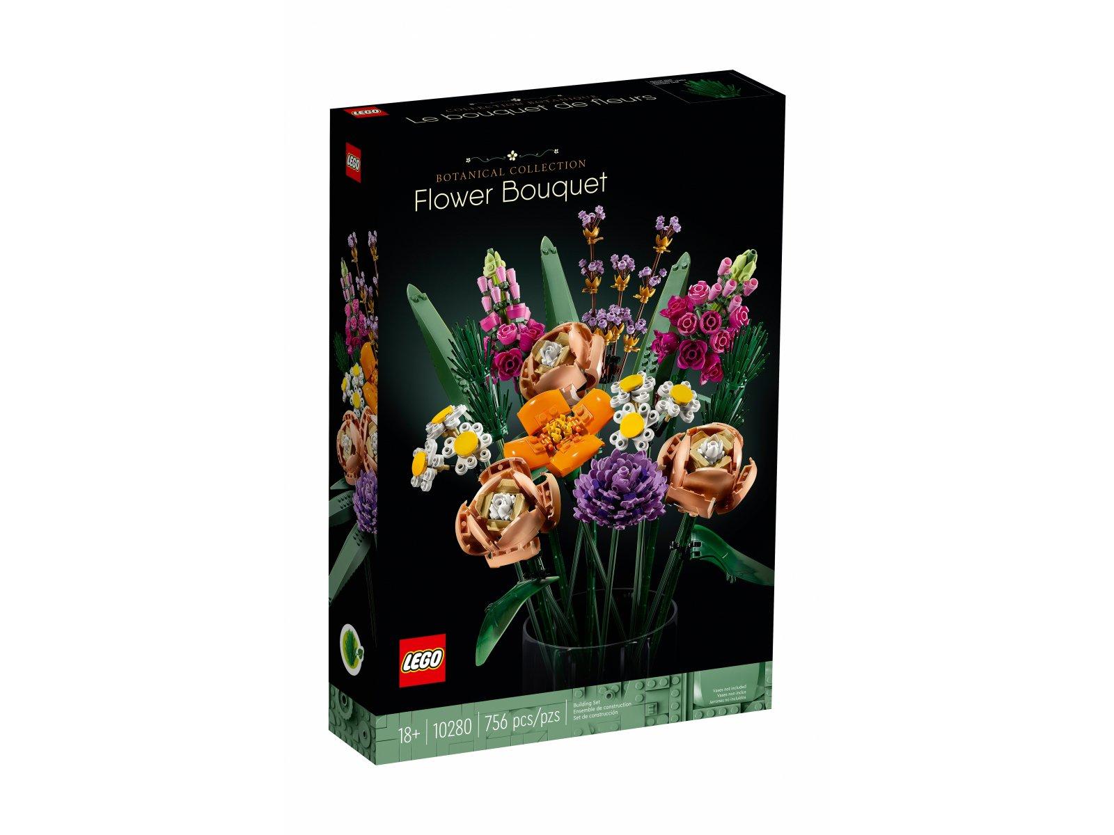 LEGO Bukiet kwiatów 10280