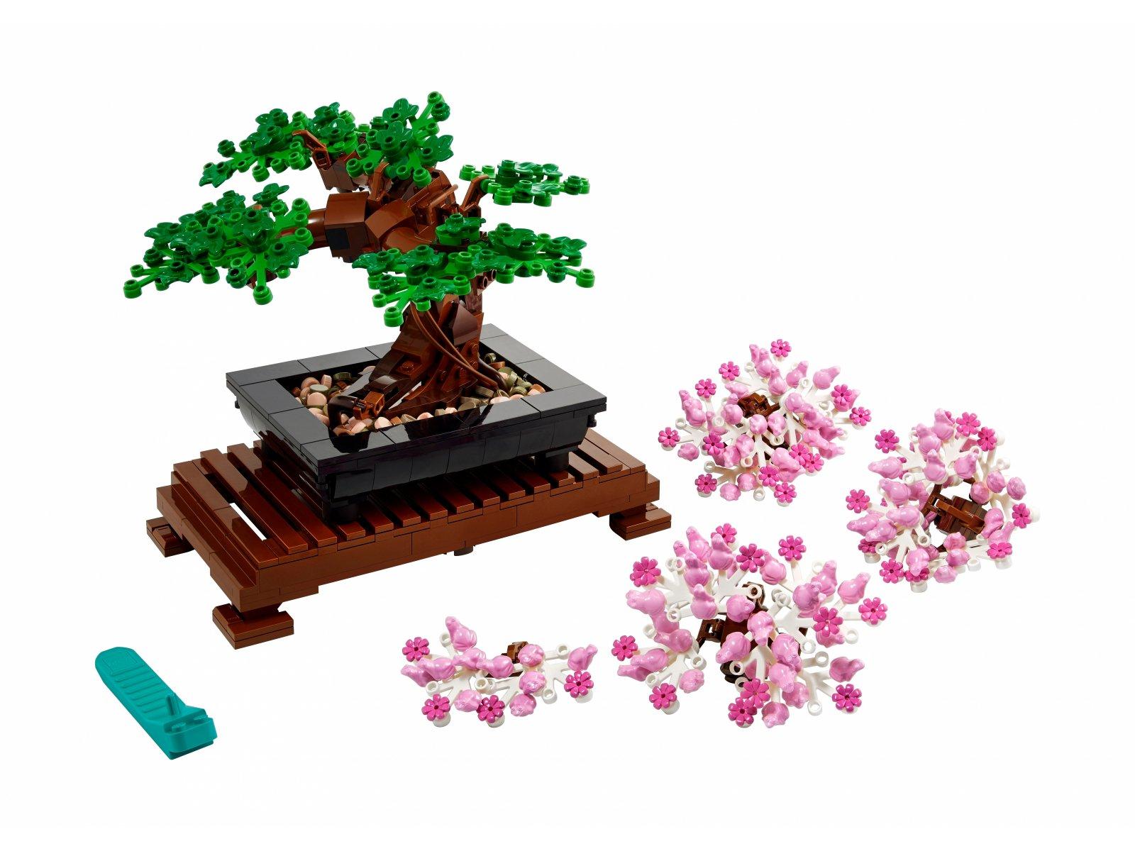 LEGO Drzewko bonsai 10281