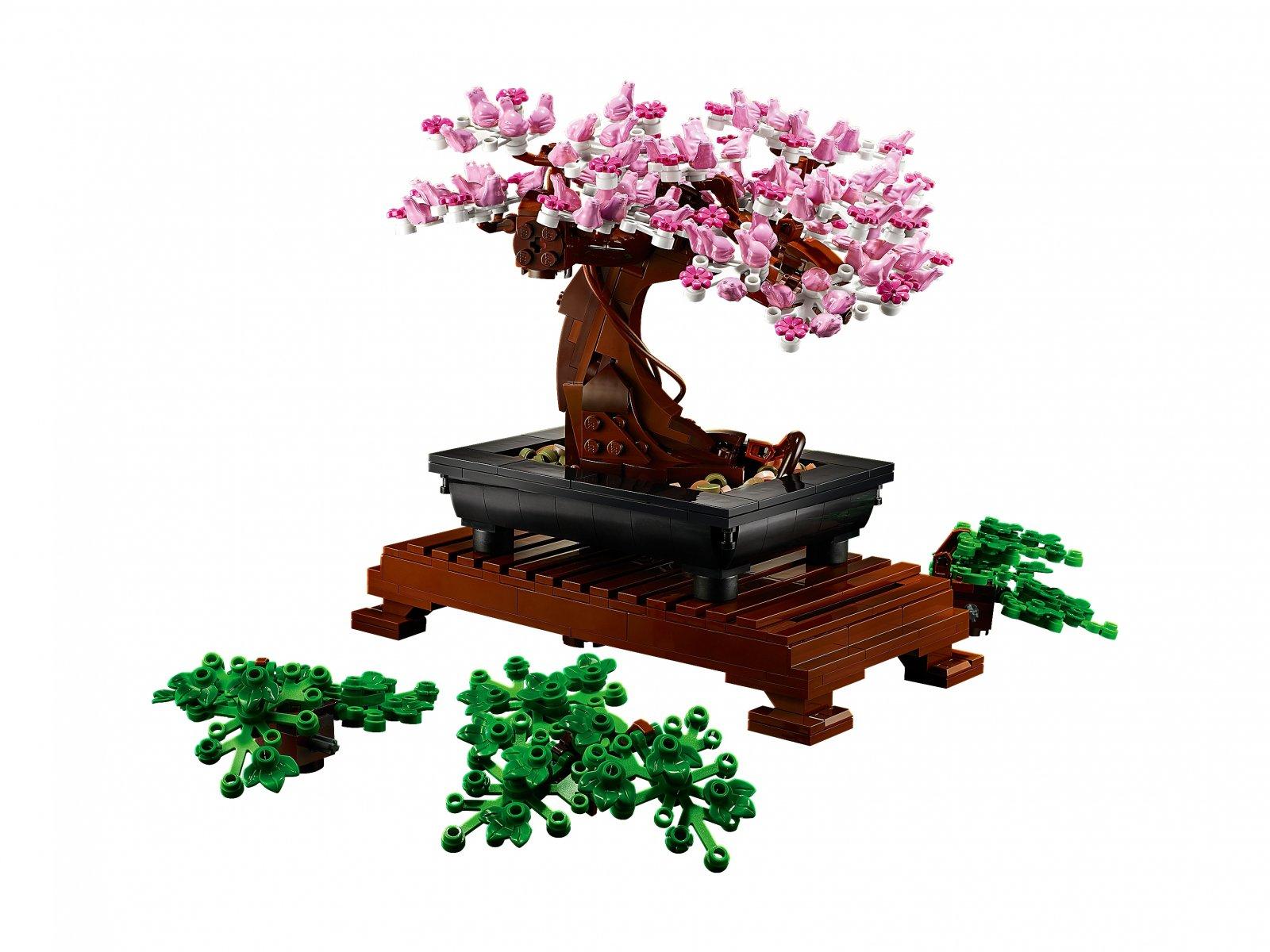 LEGO 10281 Drzewko bonsai