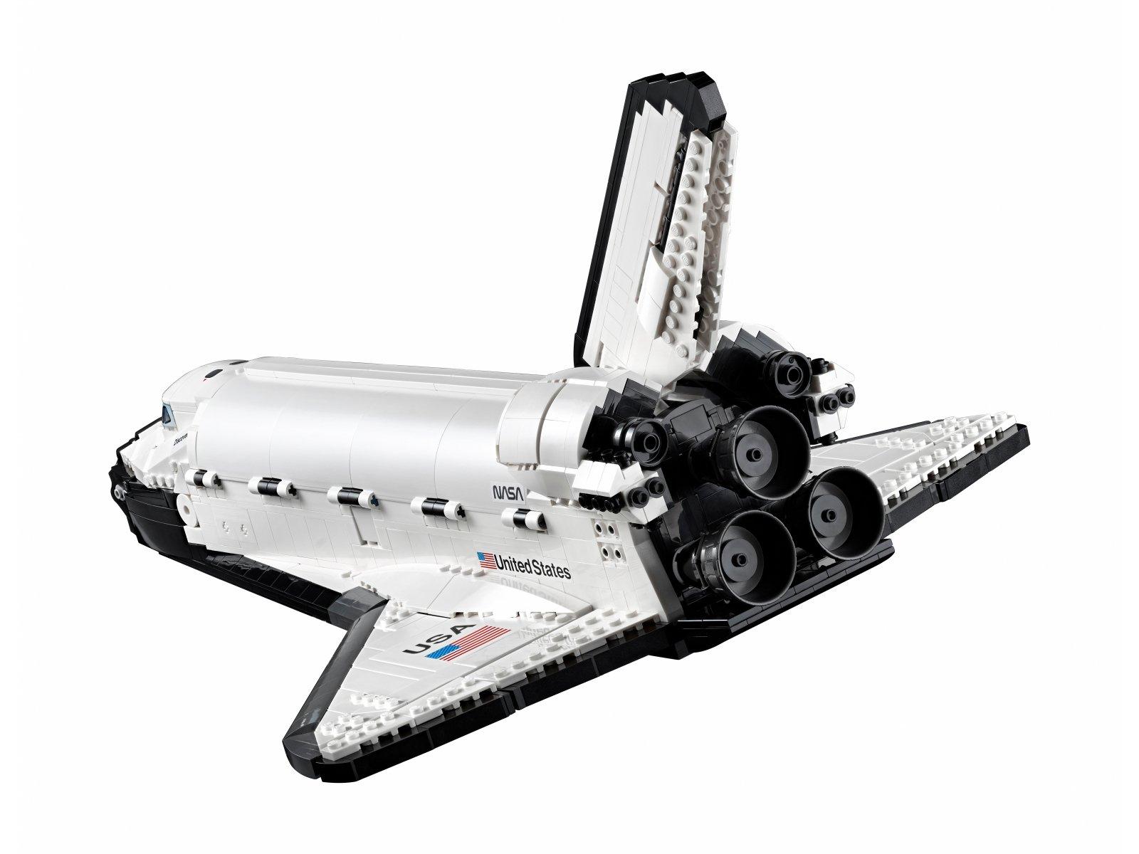 LEGO Wahadłowiec Discovery NASA 10283