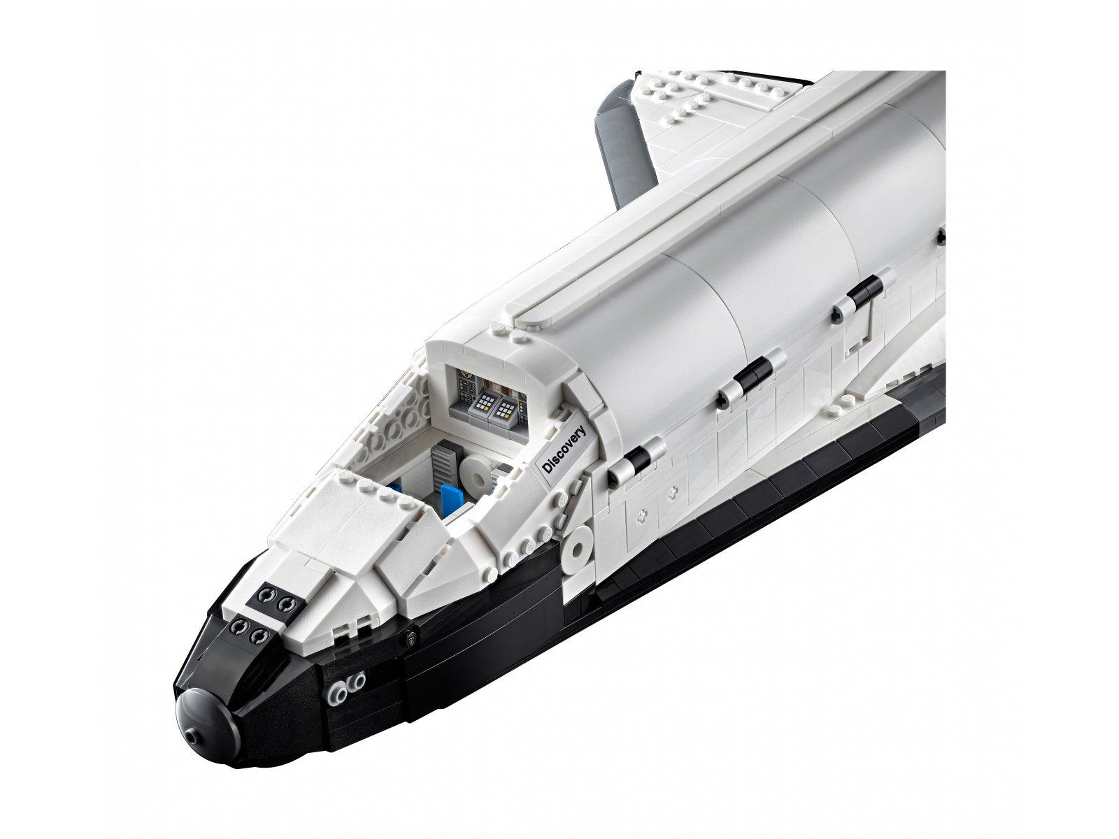 LEGO 10283 Wahadłowiec Discovery NASA