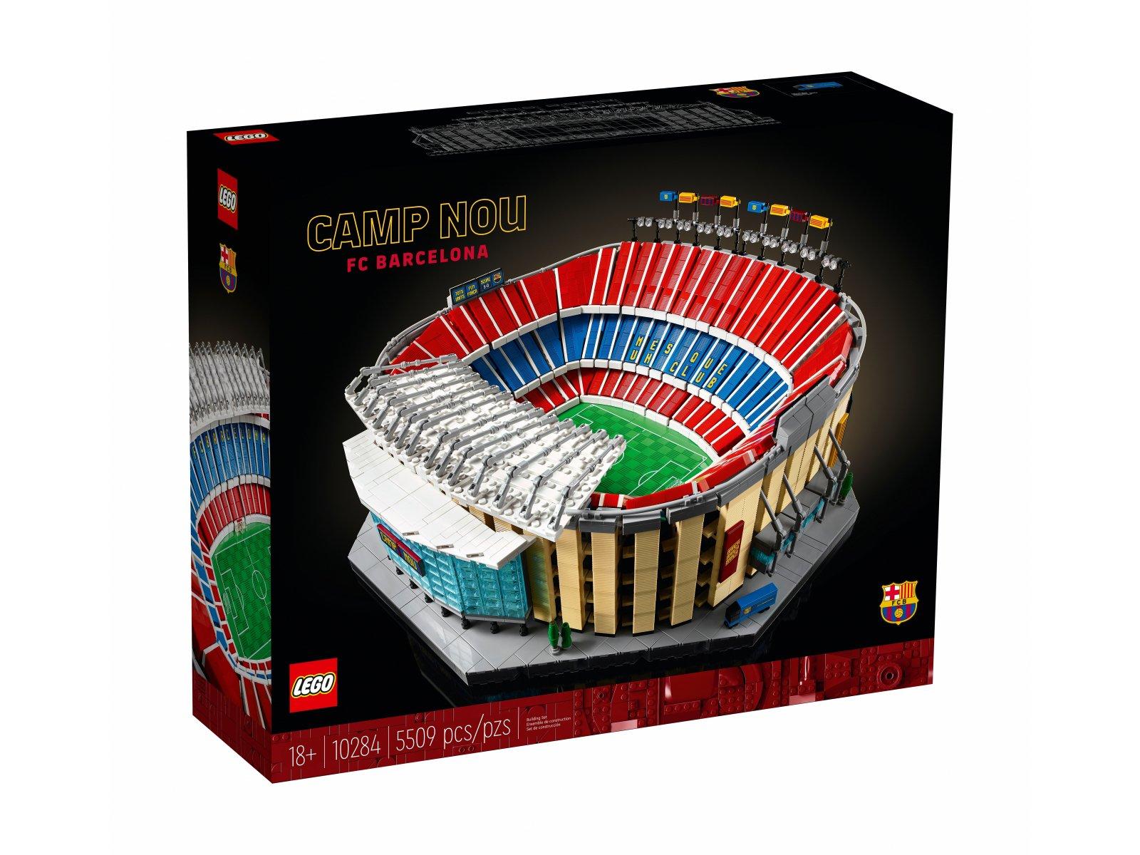 LEGO 10284 Camp Nou – FC Barcelona