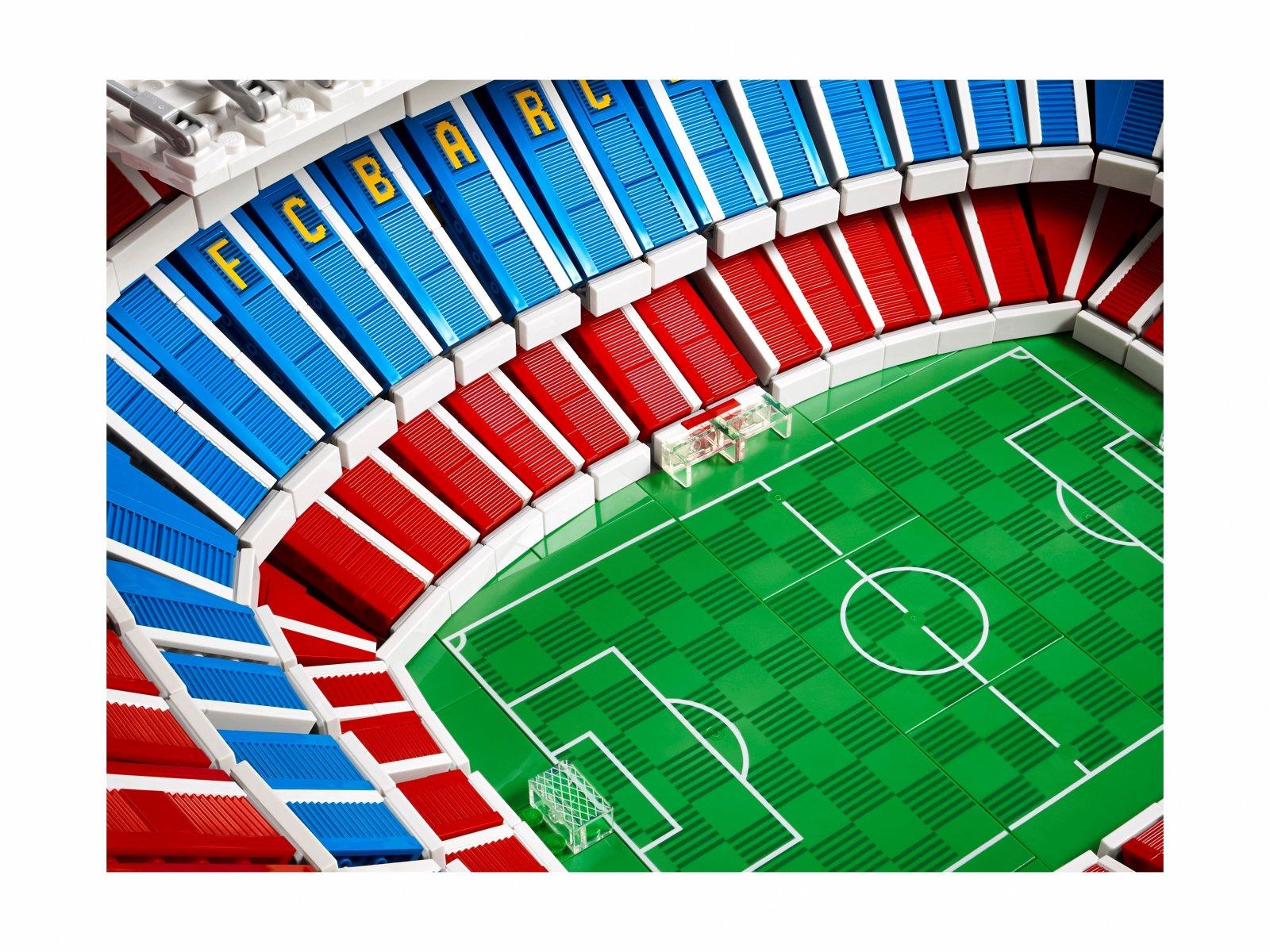 LEGO Camp Nou – FC Barcelona 10284