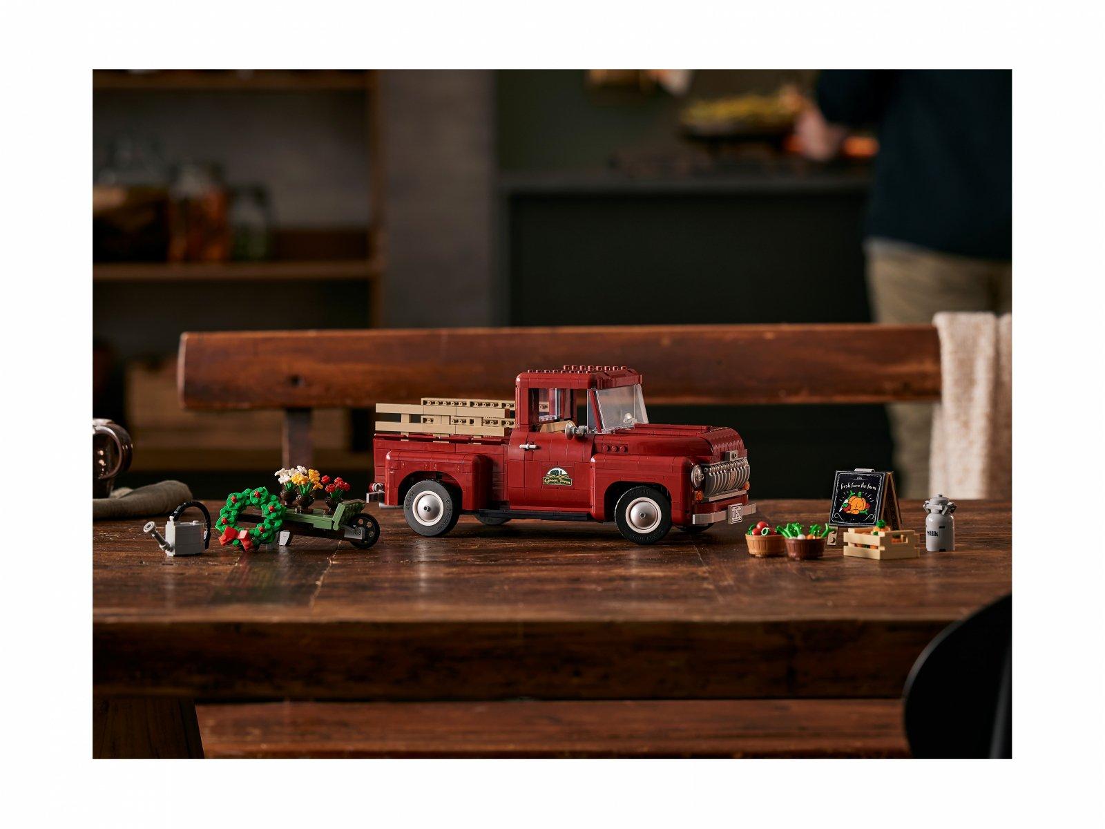 LEGO 10290 Pickup