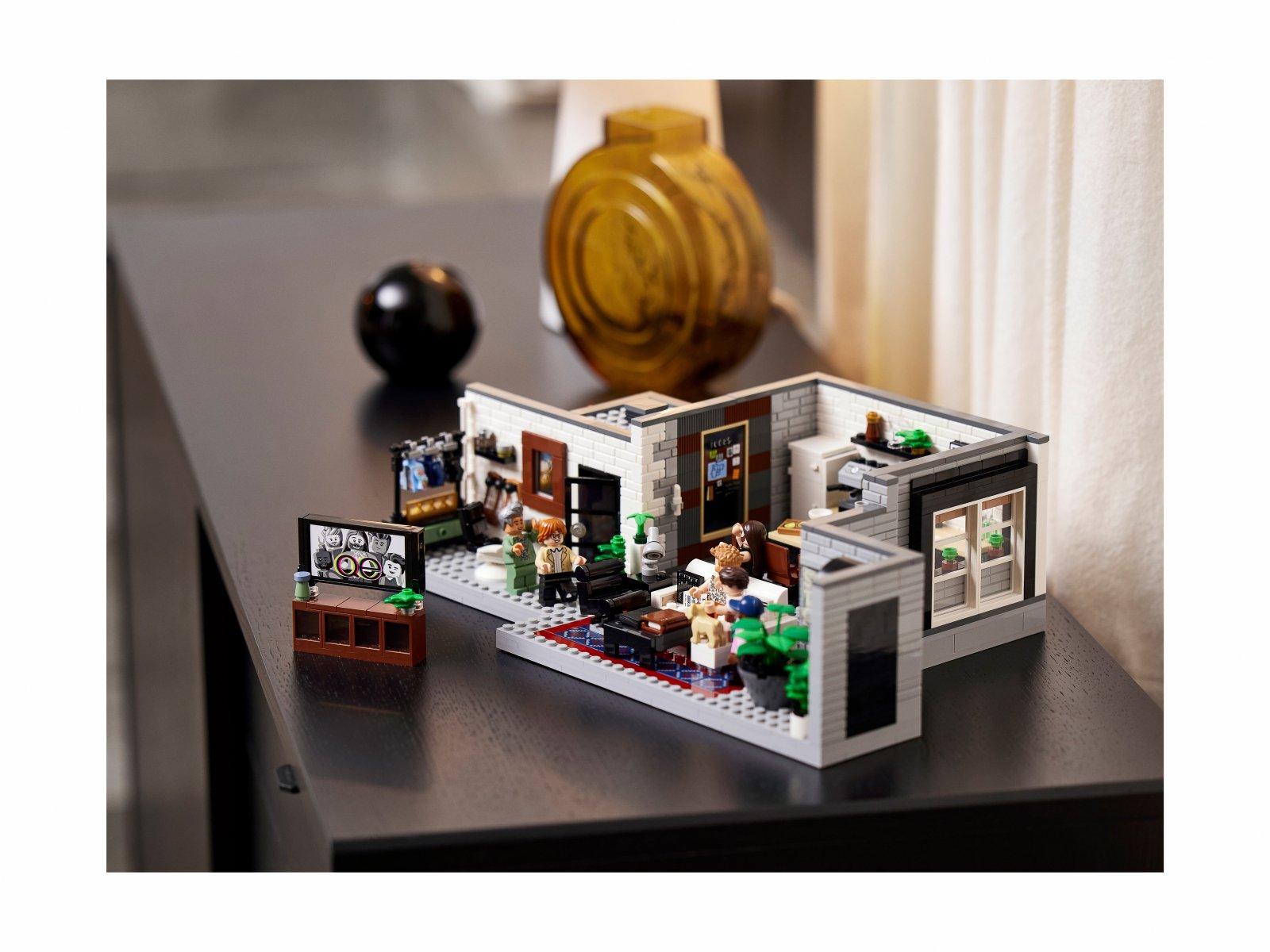 LEGO Queer Eye – Mieszkanie Fab Five 10291