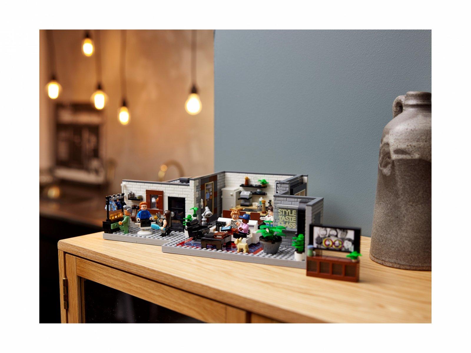 LEGO 10291 Queer Eye – Mieszkanie Fab Five