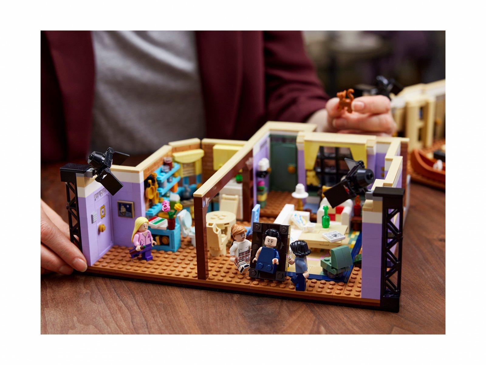 LEGO Mieszkania z serialu Przyjaciele 10292