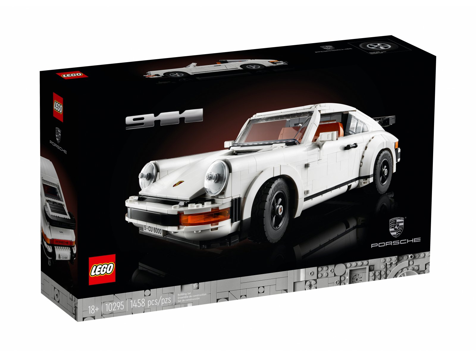 LEGO 10295 Porsche 911