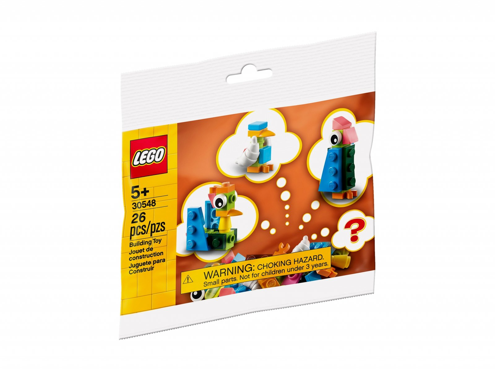 LEGO 30548 Budowanie ptaków