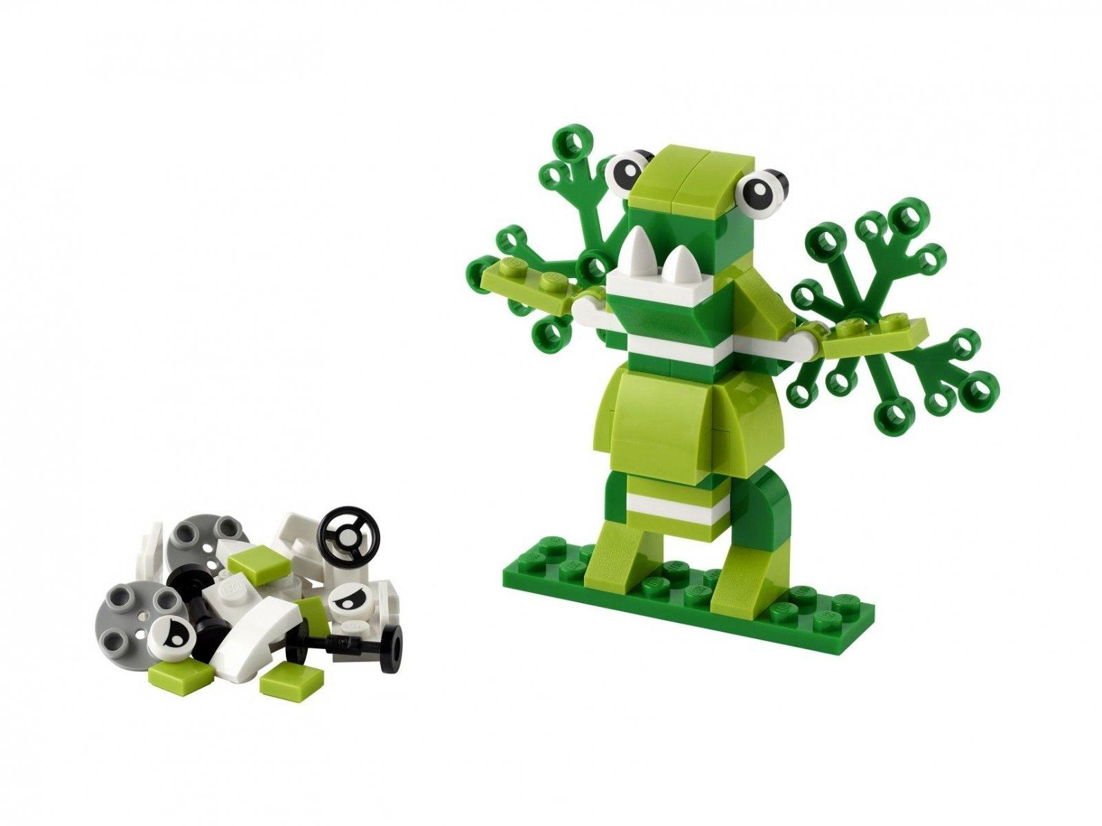 LEGO Zbuduj własnego potwora lub pojazd 30564