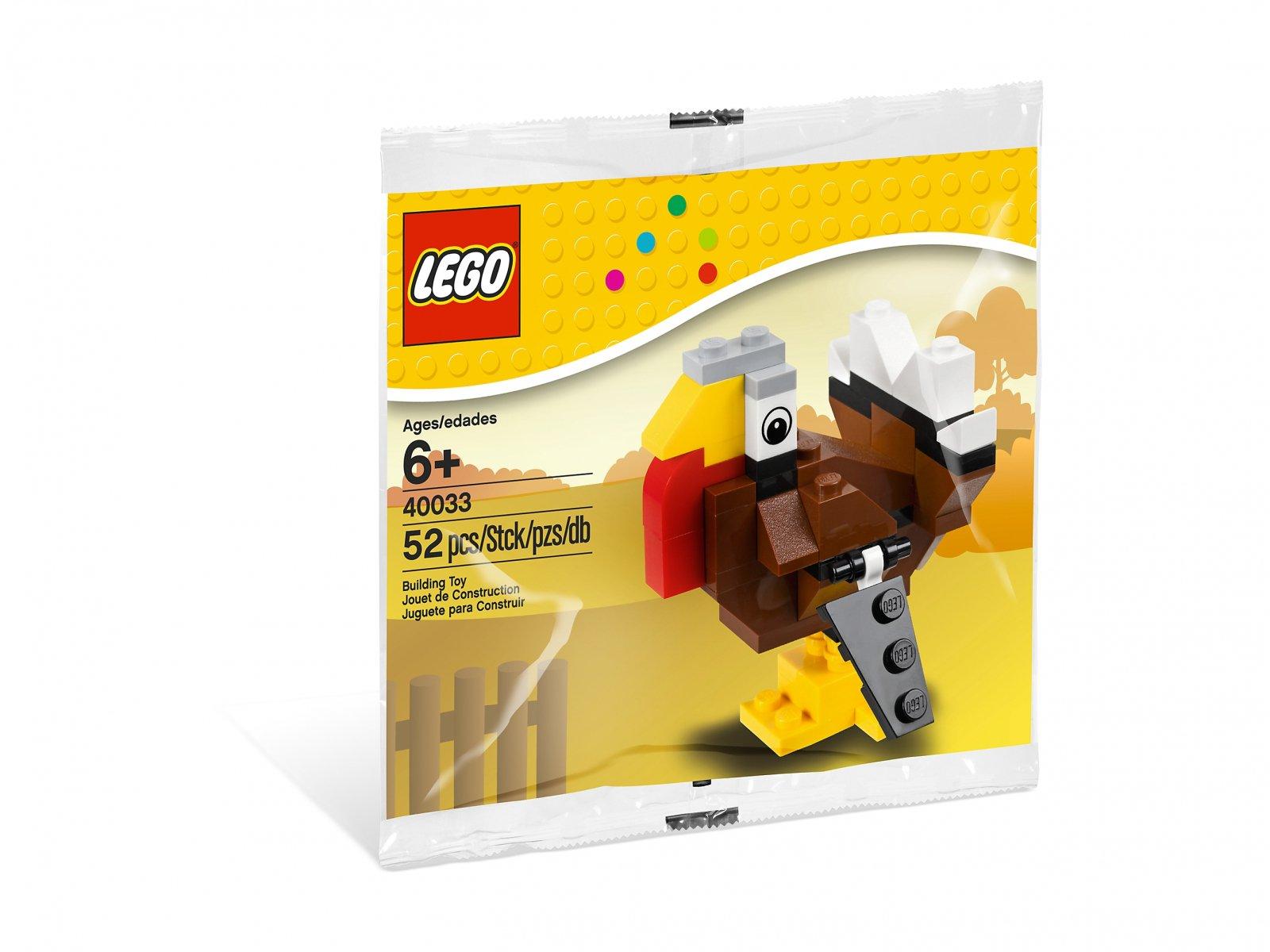 LEGO 40033 Turkey