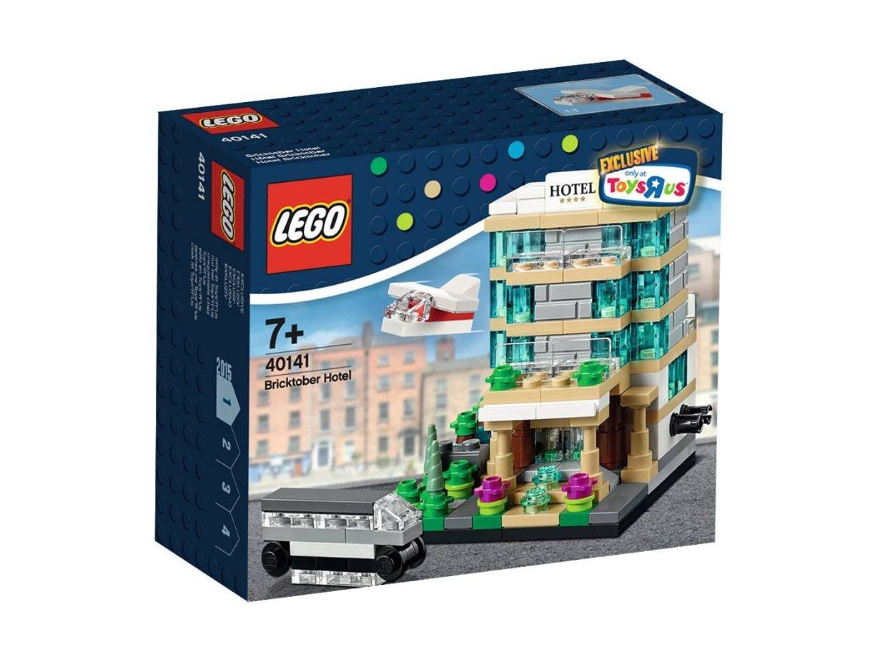 LEGO 40141 Bricktober Hotel