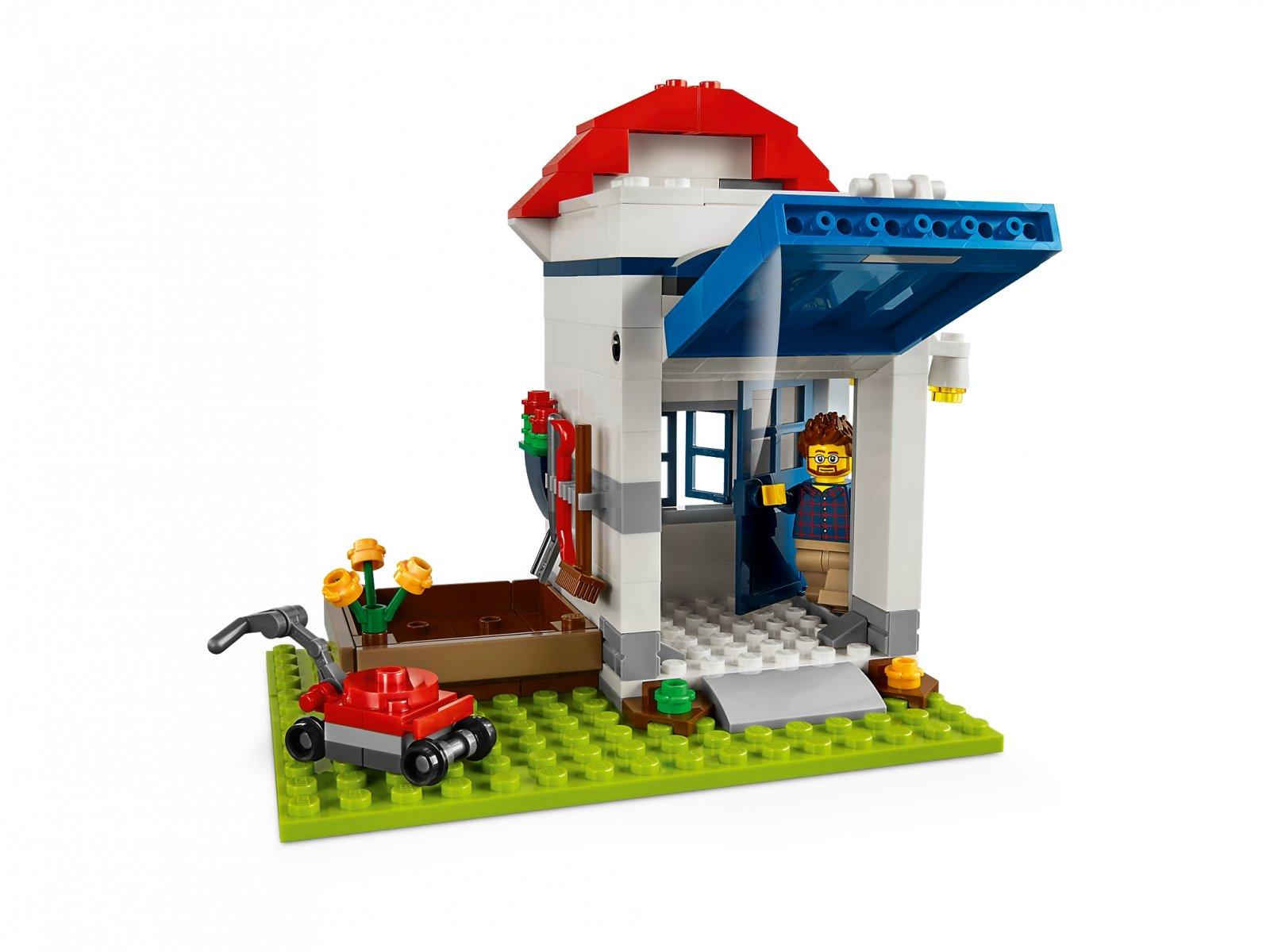 LEGO Stojak na ołówki LEGO® 40188