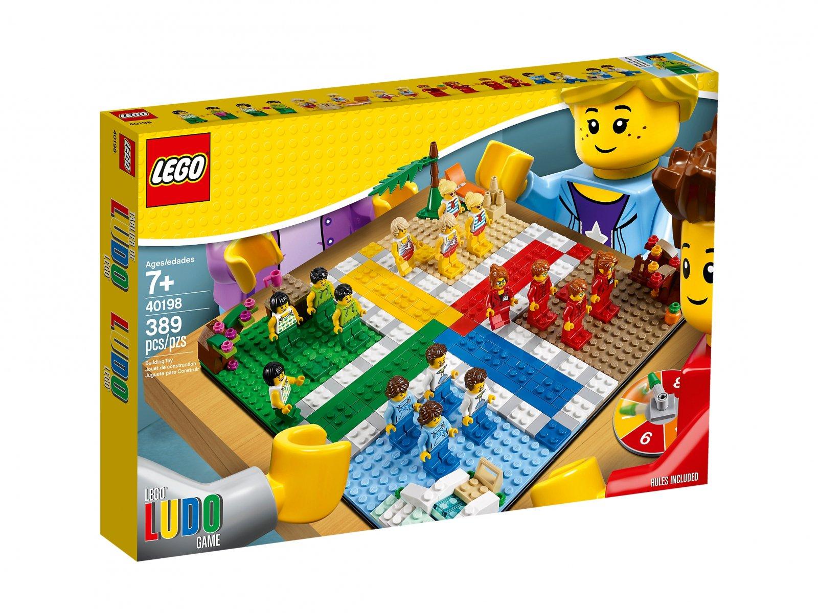 LEGO Gra LEGO® Ludo