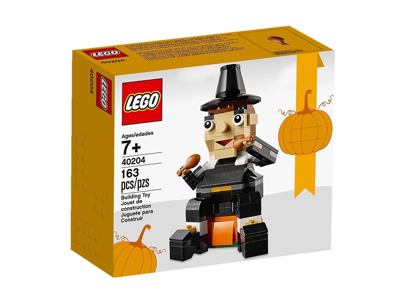 LEGO 40204 Świąteczny obiad LEGO®