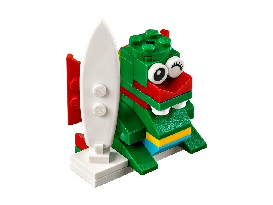 LEGO 40281 Surfujący smok