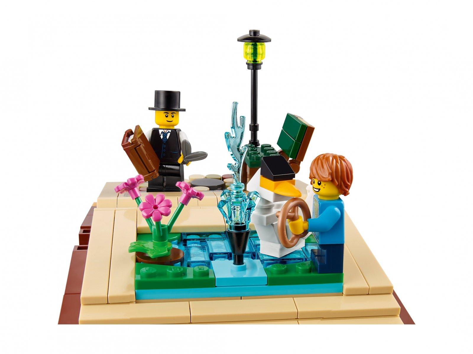 LEGO 40291 Kreatywne osobowości 2018