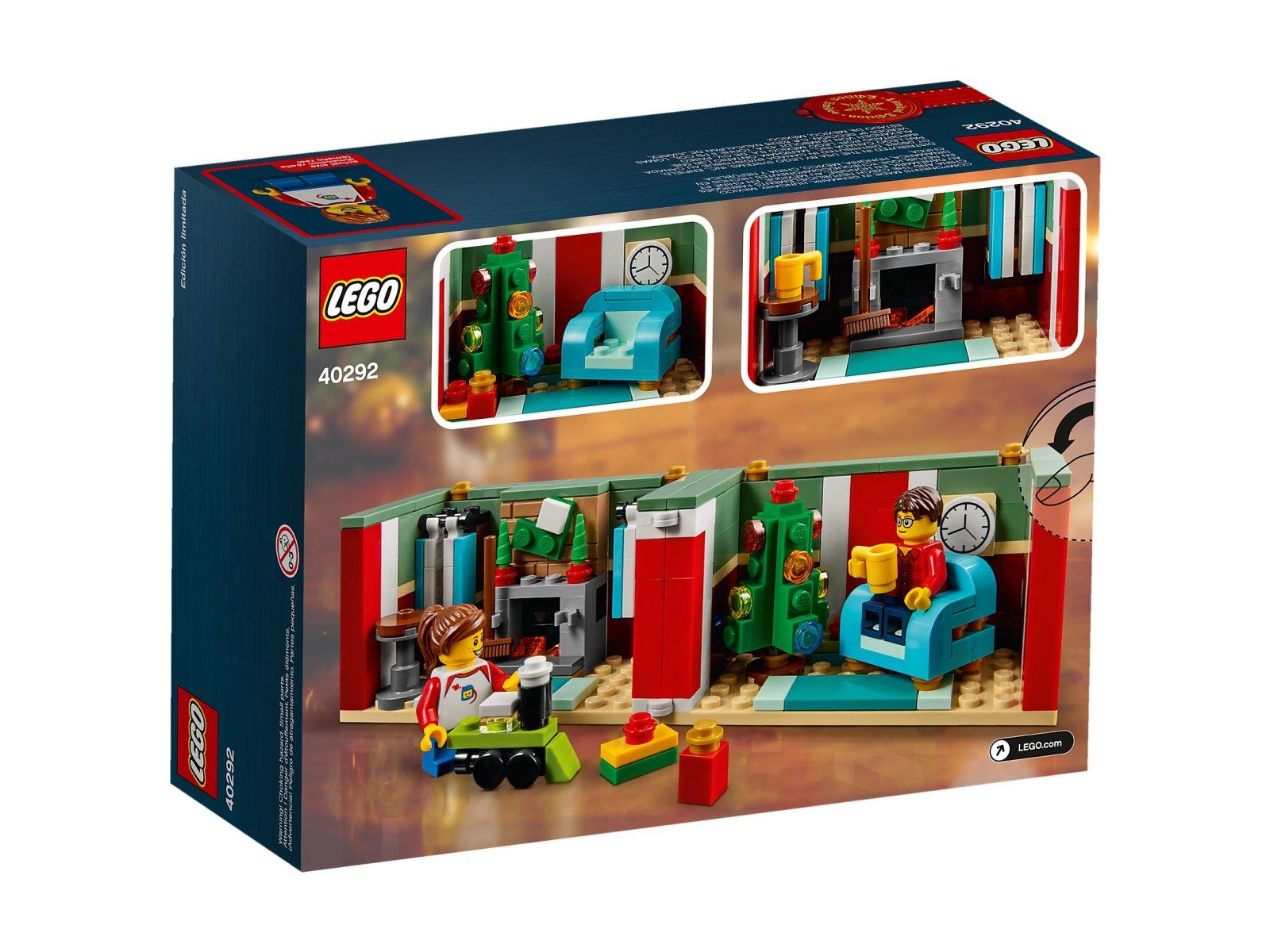 LEGO Prezent gwiazdkowy