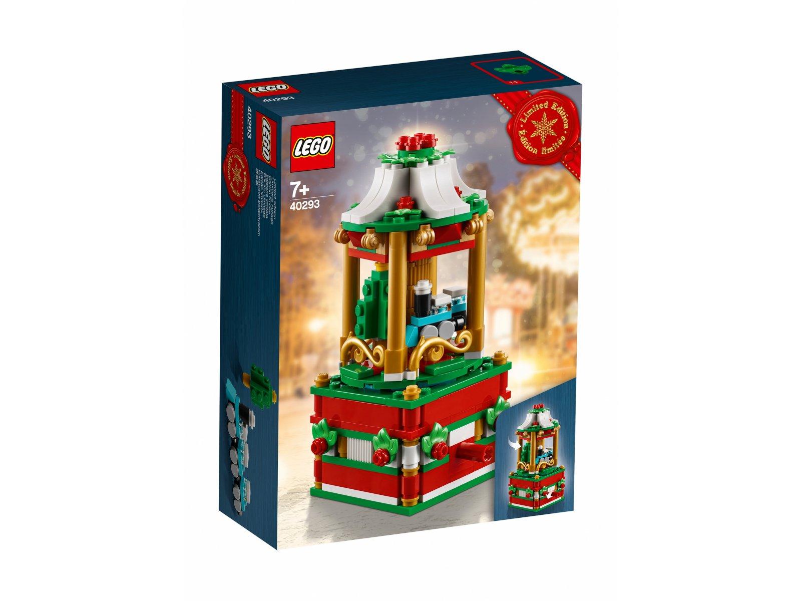 LEGO Bożonarodzeniowa karuzela
