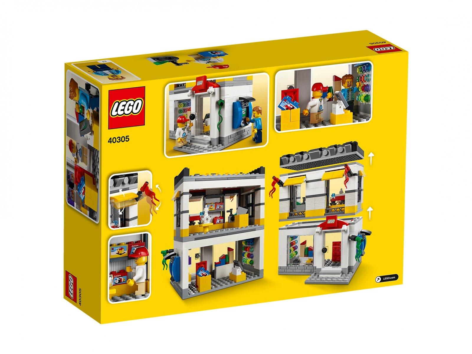 LEGO Sklep firmowy LEGO® w mikroskali 40305