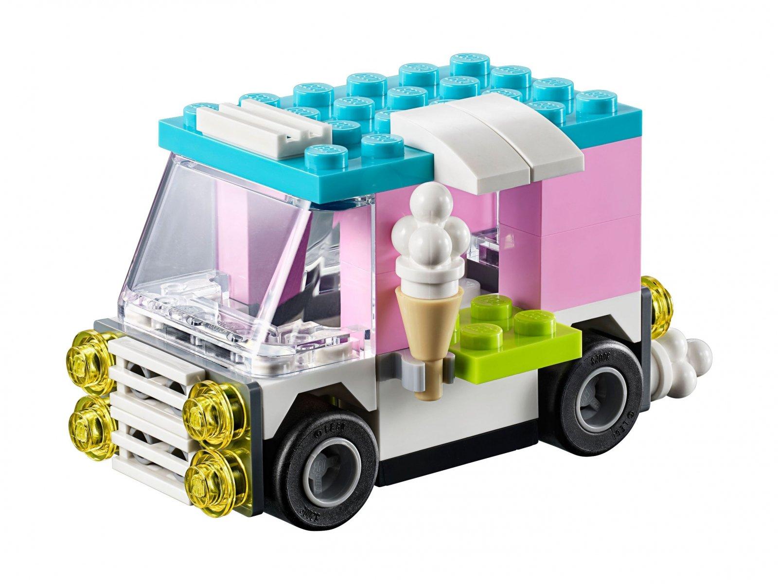 LEGO 40327 Furgonetka z lodami