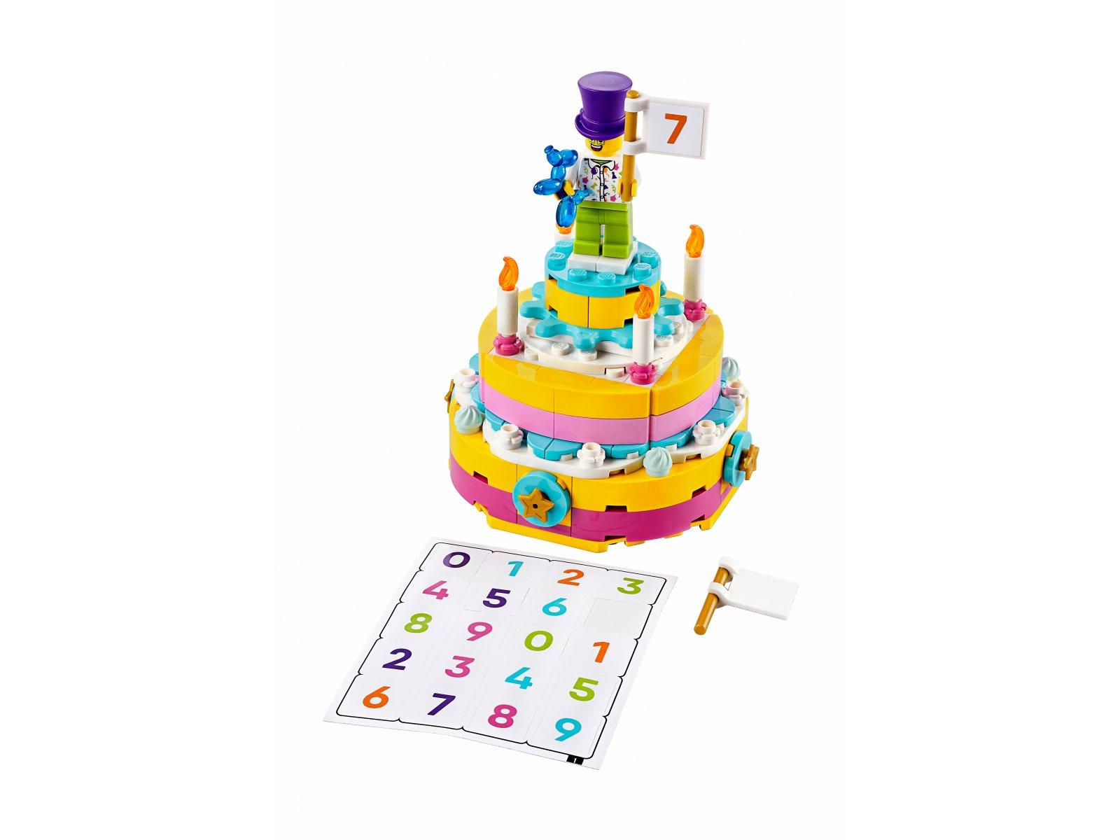 LEGO 40382 Zestaw urodzinowy LEGO®