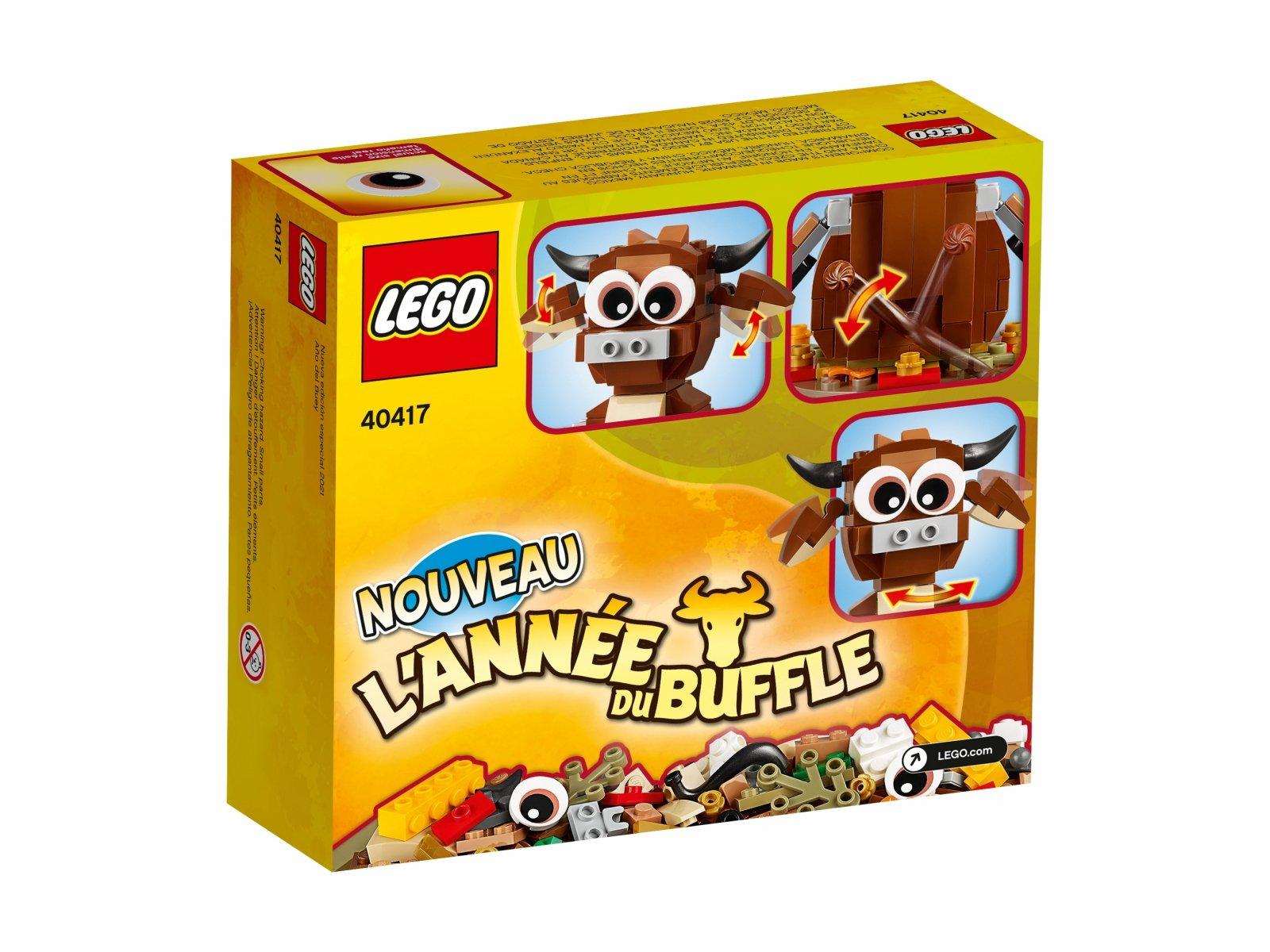 LEGO Rok bawoła 40417