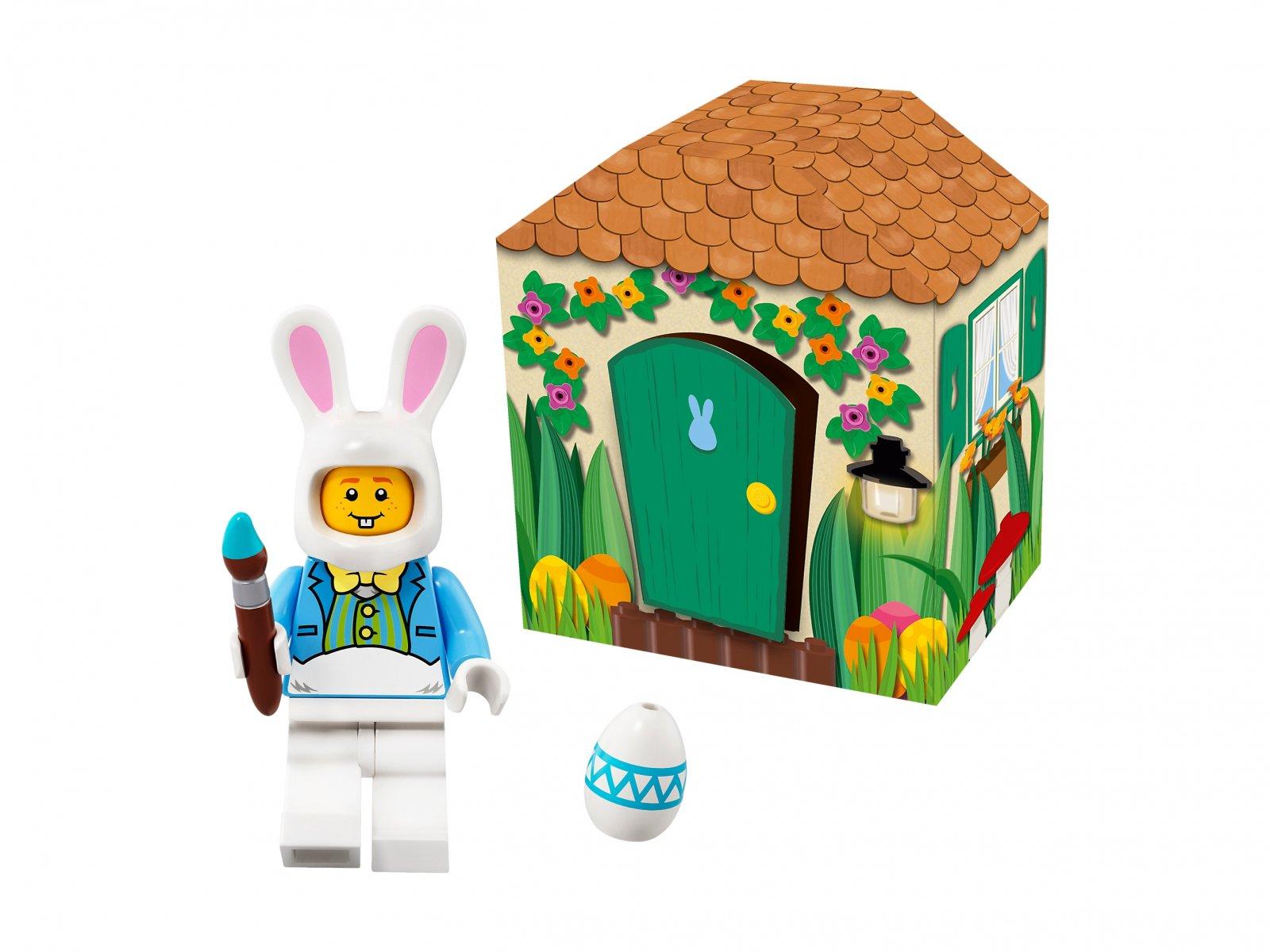 LEGO Chatka zajączka wielkanocnego LEGO®