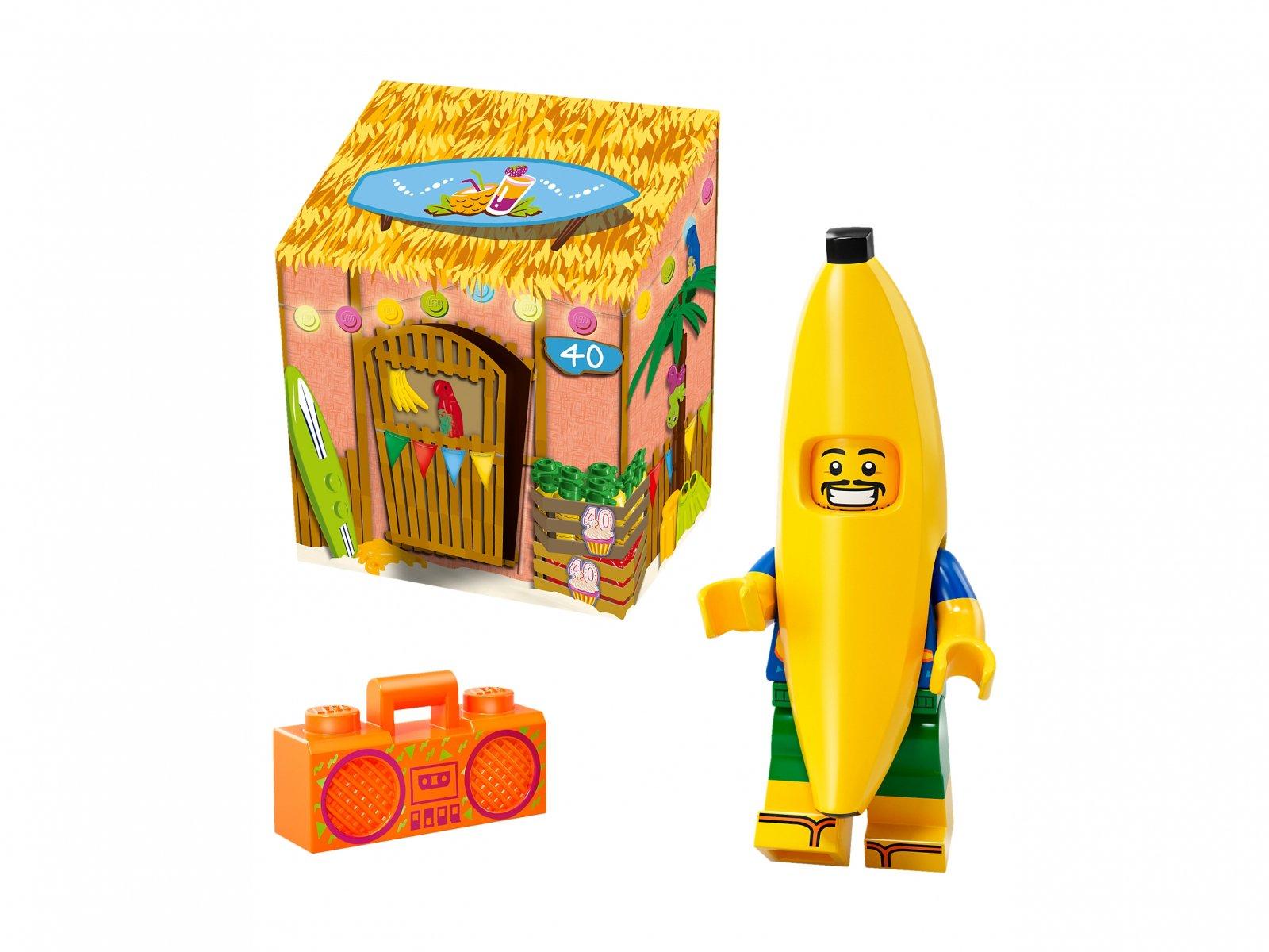 Lego 5005250 Bar Z Sokami Człowieka Banana Lego