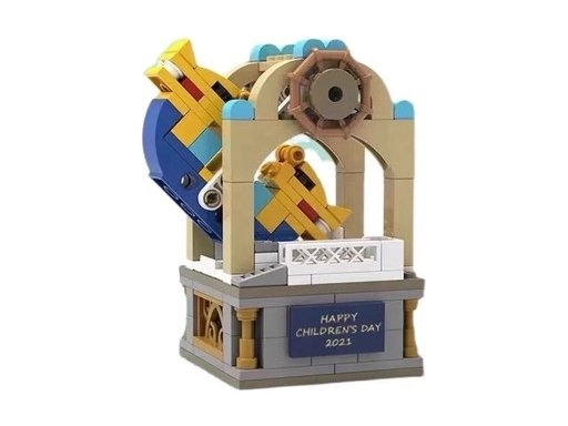 LEGO 5006746 Statek bujany