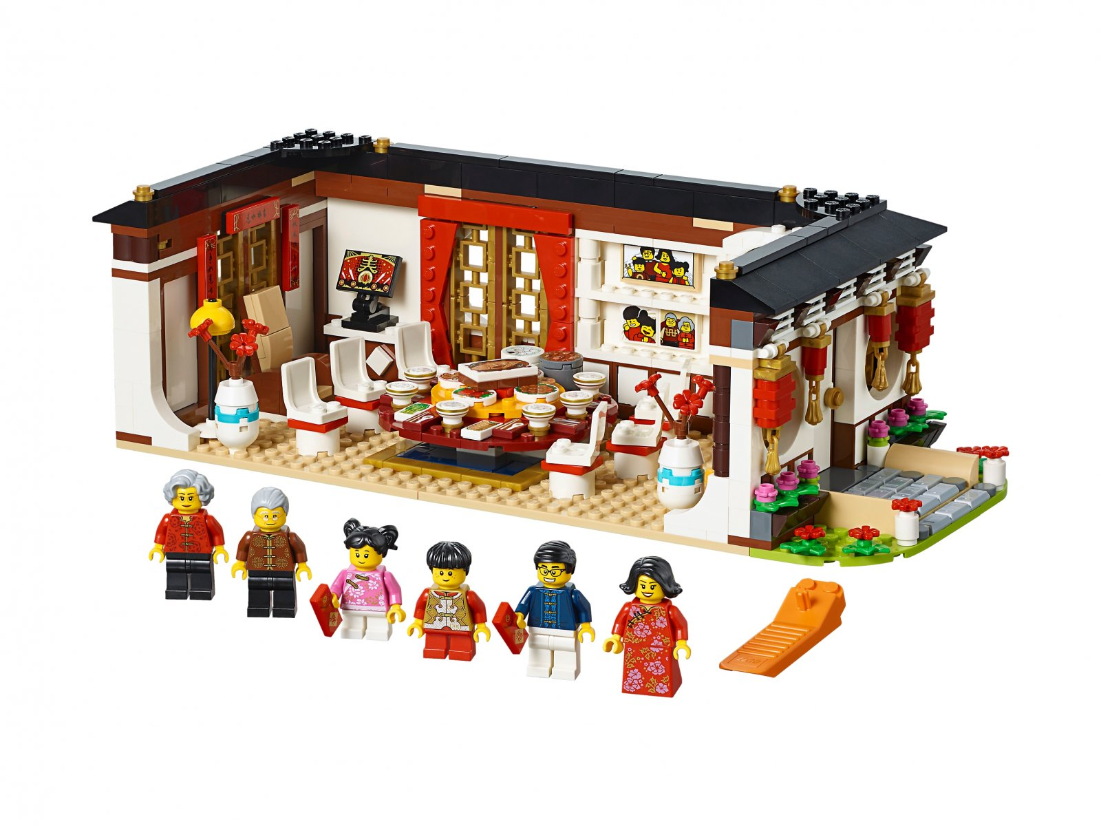 LEGO Chinese New Year's Eve Dinner 80101