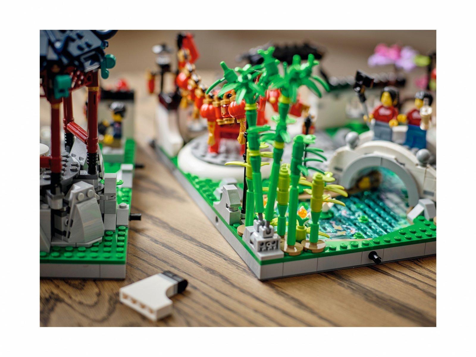 LEGO Chińskie Święto Latarni 80107