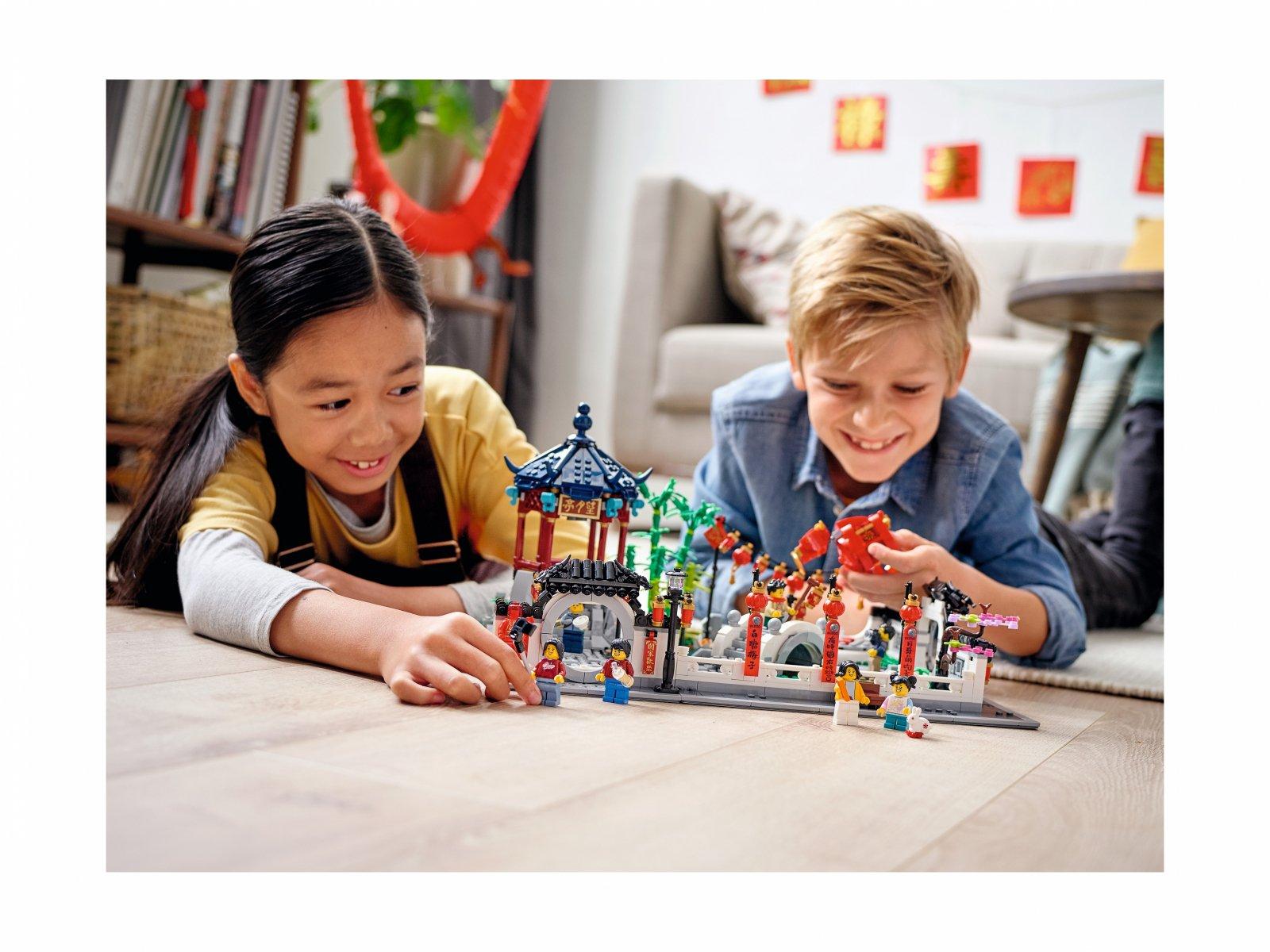 LEGO 80107 Chińskie Święto Latarni