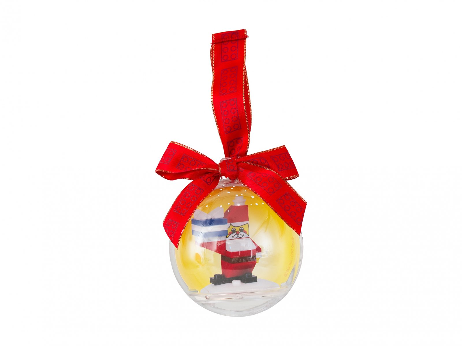 LEGO 850850 Bombka choinkowa LEGO® ze św. Mikołajem