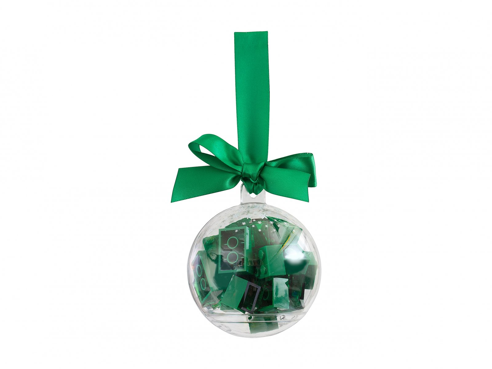 LEGO 853346 Holiday Bauble with Green Bricks