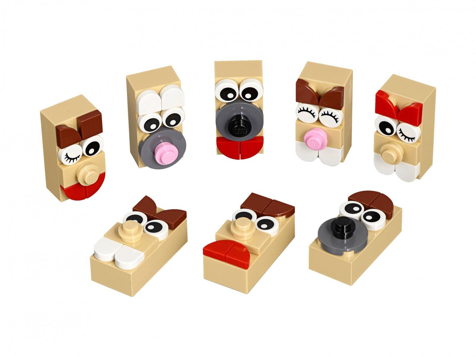 LEGO Pomysłowy breloczek LEGO® 853902