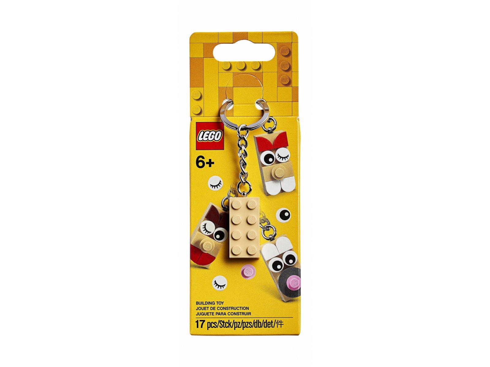 LEGO Pomysłowy breloczek LEGO® 854021
